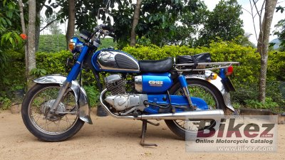 1978 Honda CD 185 TWIN